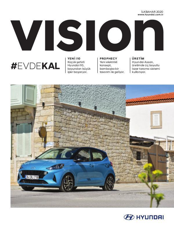 Hyundai Vision ILKBAHAR 2020