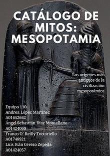 Catálogo de mitos