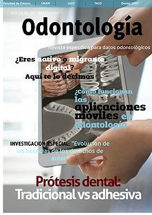 Revista Digital en Odontología. La educación Odontológica actual.