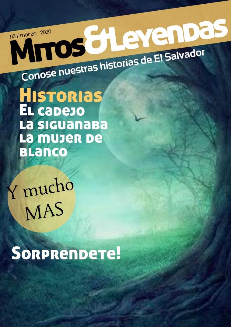 LEYENDAS DE EL SALVADOR VOLUMEN 1