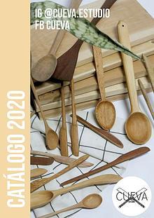 Catálogo CUEVA ESTUDIO 2020