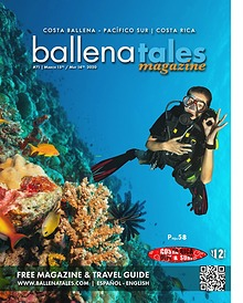 Ballena Tales Mgazine and Travel Guide