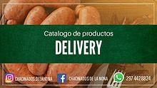 Catalogo delivery