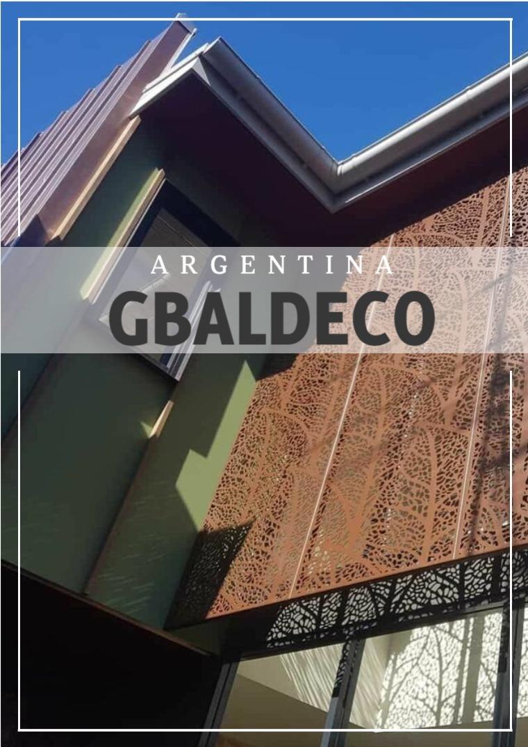 GBALDECO DECORACION EN CASA PRODUCTOS METÁLICOS EN LÁSER