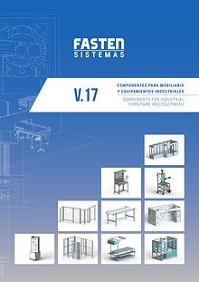 Catalogo Aluminio Perfil Estructural / SLP Industrial Systems