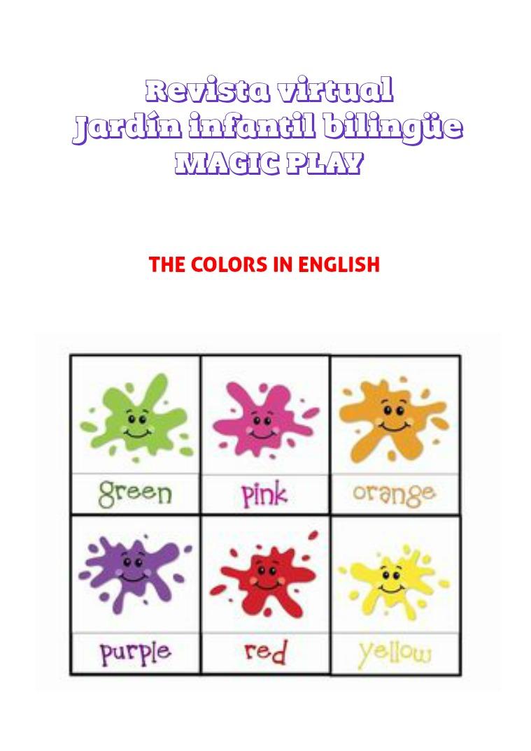 Revista virtual Jardín infantil bilingüe MAGIC PLAY jardín infantil bilingüe MAGIC PLAY