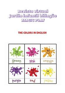 Revista virtual Jardín infantil bilingüe MAGIC PLAY