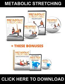 Metabolic Stretching PDF, eBook by Brian Klepacki