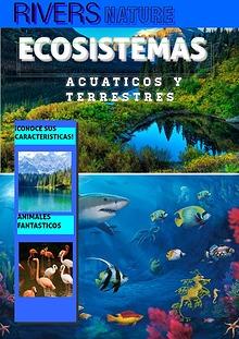 ECOSISTEMAS ACUACTICOS Y TERRESTRES