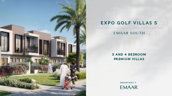 Greenview 2 Expo Golf Villas Phase 5 Expo Golf Villas Phase 5