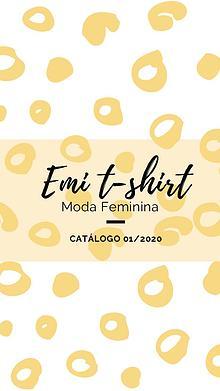 CATALOGO EMI T-SHIRT