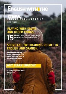 Magazine for children.