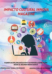 planificación,organizacion y gestion de la educacion desde el regimen