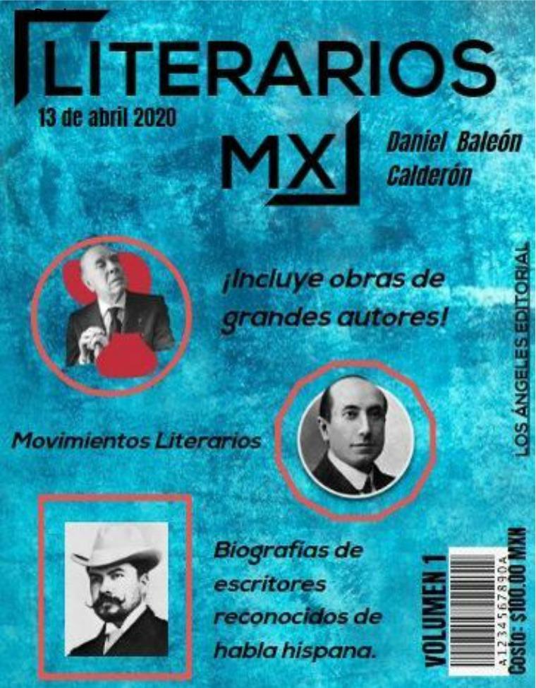 Revista Literarios MX Vol. 1