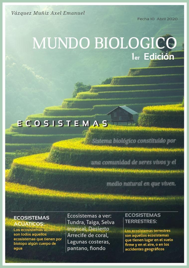 ecosistemas 1