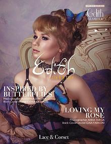 Lace & Corset, Issue 102, April 2020