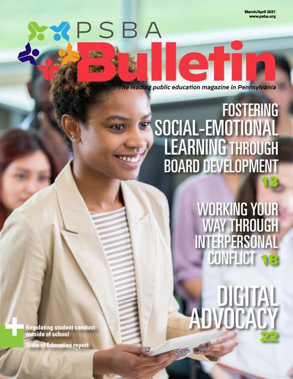 March April 2021 Bulletin