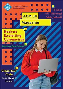 Acm Magazine first issue
