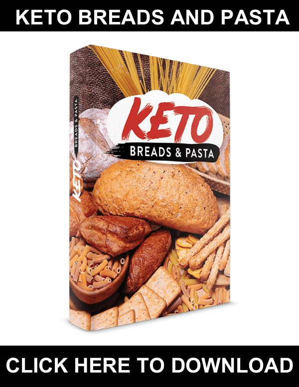 Keto Breads and Pasta PDF, eBook by Dr. Ashley Smith Keto Breads and PastaPDF, eBook by Dr.Ashley Smith