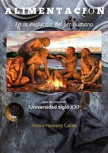 Evolución de la alimentación humana.