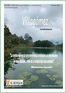Informes Salida de Campo 2020-1. Villagómez