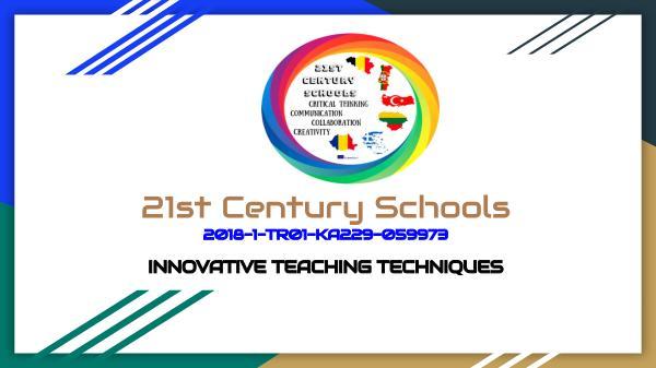 21st Century Schools Erasmus Project
