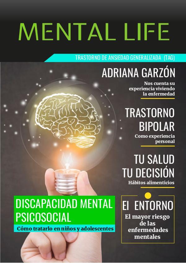 revista Mental live Revista Mental 1