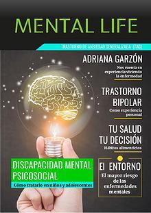 revista Mental live
