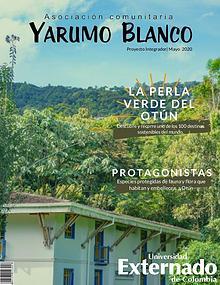 Recurso digital Revista Yarumo Blanco