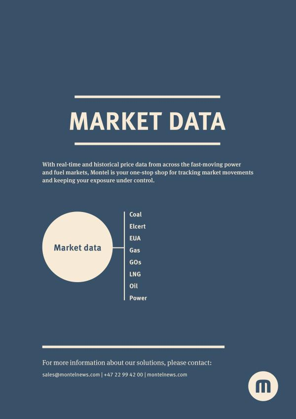 Montel Market Data