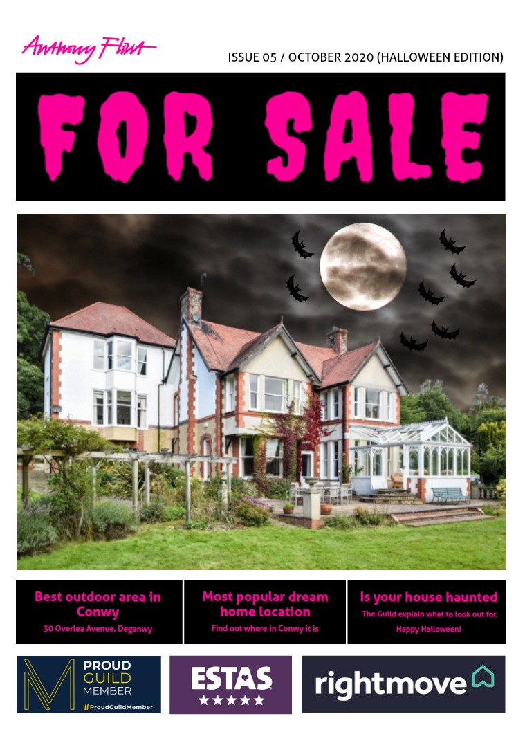 For Sale Issue 5, October 2020
