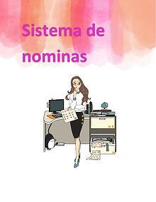 SISTEMA DE NOMINAS NOMIPAQ