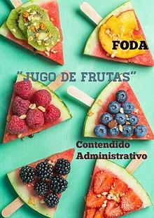 """""""Jugo de  frutas"""""""