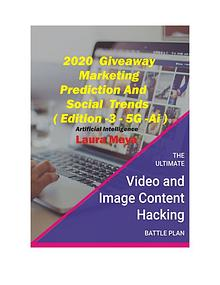 2020 Giveaway Marketing Prediction and Social Trends