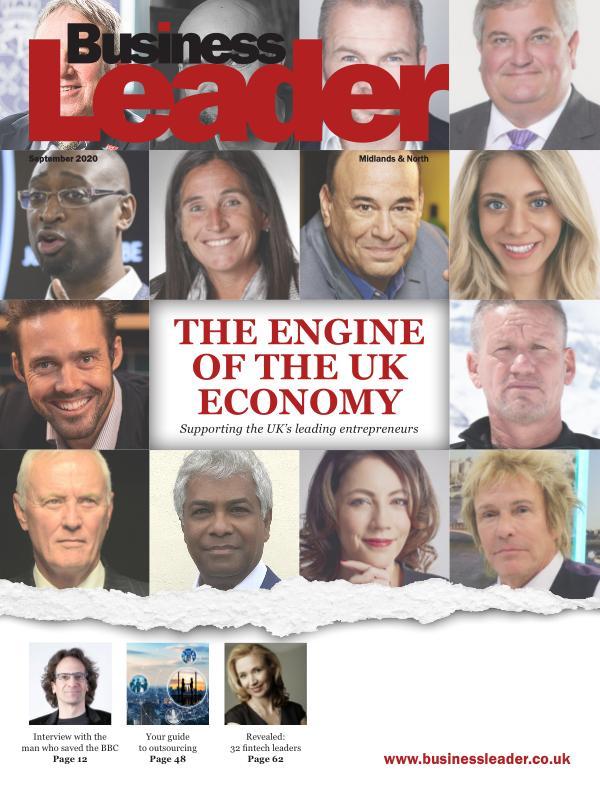 Business Leader Magazine: September 2020 Midlands & North Edition