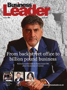 Oct 2020 Business Leader Magazine SW
