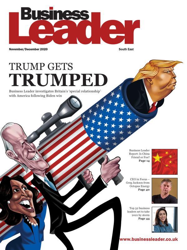 Dec 2020 Business Leader Magazine SE South East Edition