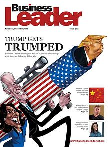 Dec 2020 Business Leader Magazine SE