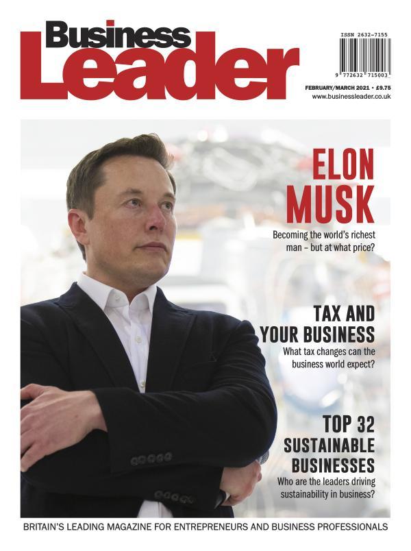 Business Leader Magazine Feb/Mar 2021