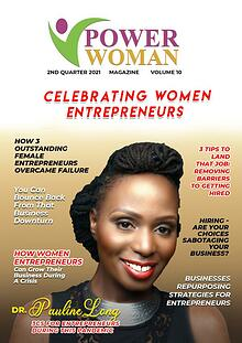POWER WOMAN DIGITAL MAGAZINE