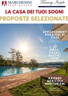 Proposte selezionate / Selected proposals