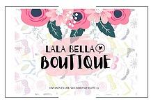 LalaBella Catálogo