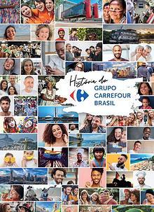 História do Grupo Carrefour Brasil.
