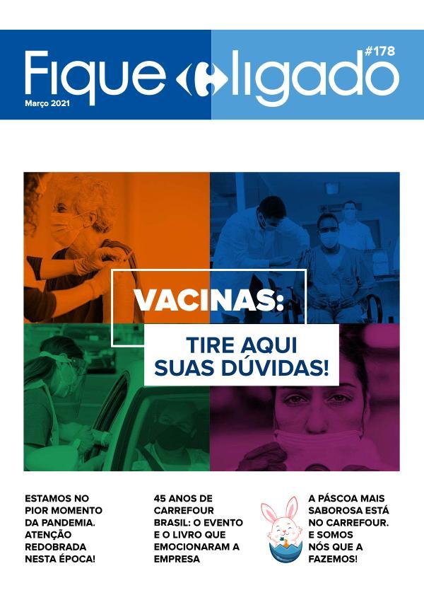 Revista Fique Ligado 178 Março 2021