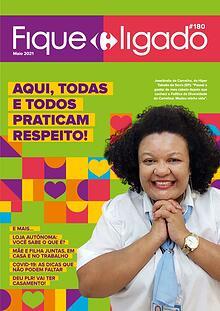 Revista Fique Ligado 180