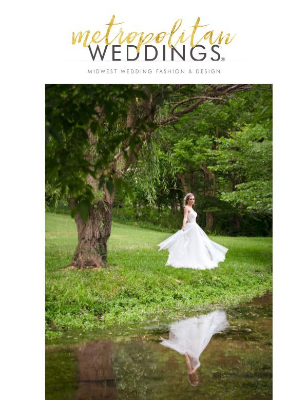 Metropolitan Weddings Metropolitan Weddings Fashion & Design SUM/FALL 20