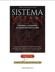 SISTEMA KHAN PDF