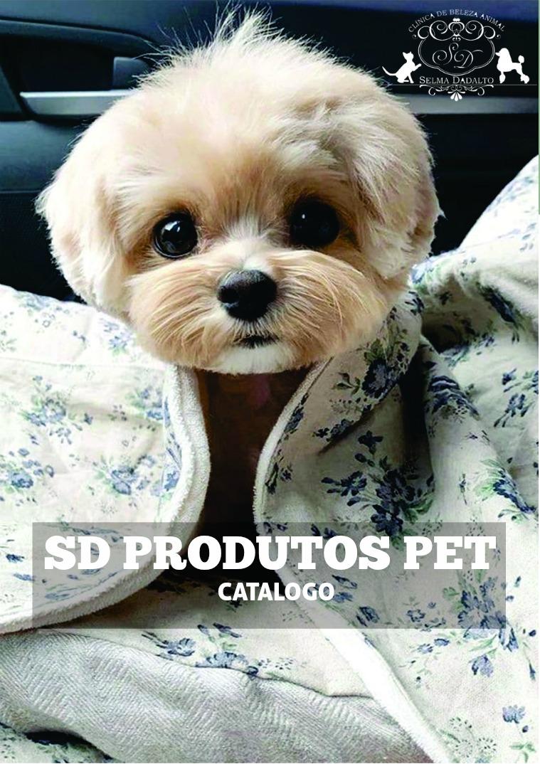 SD PRODUTOS PET Catalogo SD PRODUTOS PET
