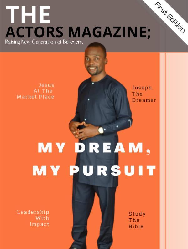 The Actor's Magazine