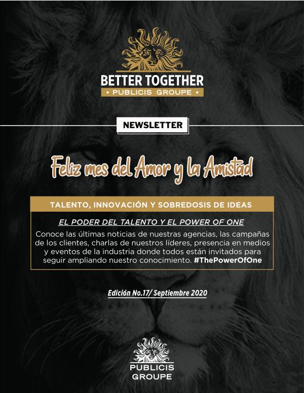 Newsletter Publicis Groupe 17